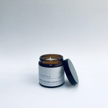 Aromatherapie geurkaars VITALITY 120ml