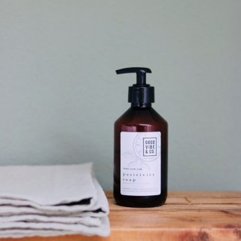 Organic Soap POSITIVITY (natuurlijke zeep) 300ml