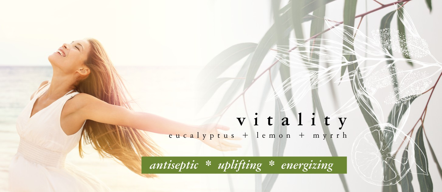 GOOD VIBE & CO banner vitality scent2