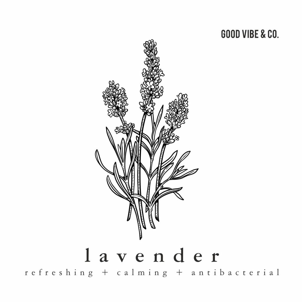 lavender essential oil by Good Vibe & Co