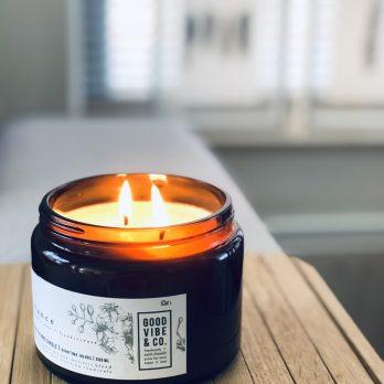 Aromatherapie geurkaars SOUL MEDICINE 500ml