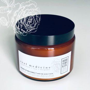 Aromatherapie Sojakaars 'SOUL MEDICINE' 500ml