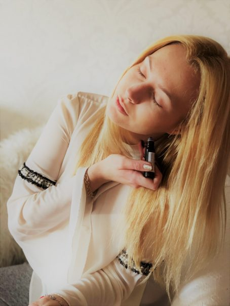 Good Vibe & Co. natuurlijke parfum roller
