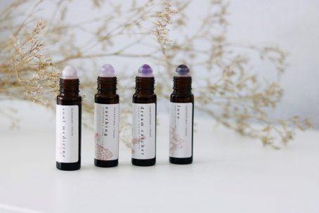 Natuurlijke parfum rollers by Good Vibe & Co.